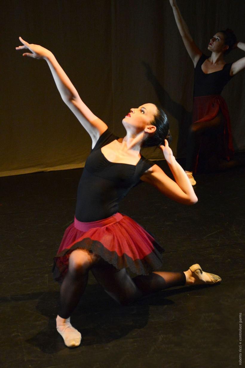 Corso di danza classica Alessia Lorenzani Saggio 2014